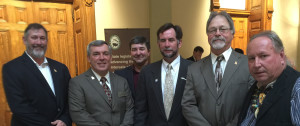 GA Trappers Association at the Capitol, 1-15-15