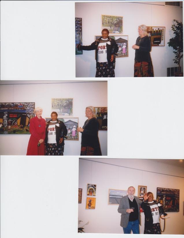 Alyne Exhibit '96