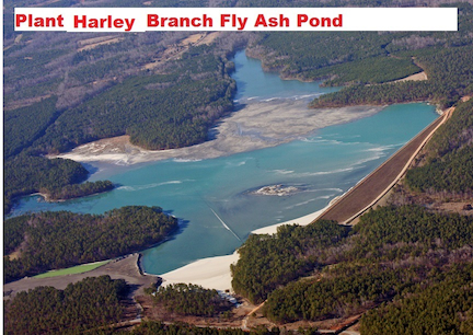 Lake Sinclair Power Plant Fly Ash Pond(2A)