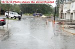 8785--10-14-14 Street flooded