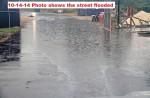 8789---10-14-14 Street flooded