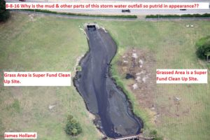 #3-0840---8-8-16 Hercules Storm water outfall to Dupree Creek)